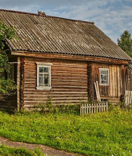 Wojcik Cottage at the Mazury